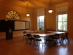 The meeting room at Good Shepherd Center (courtesy photo)