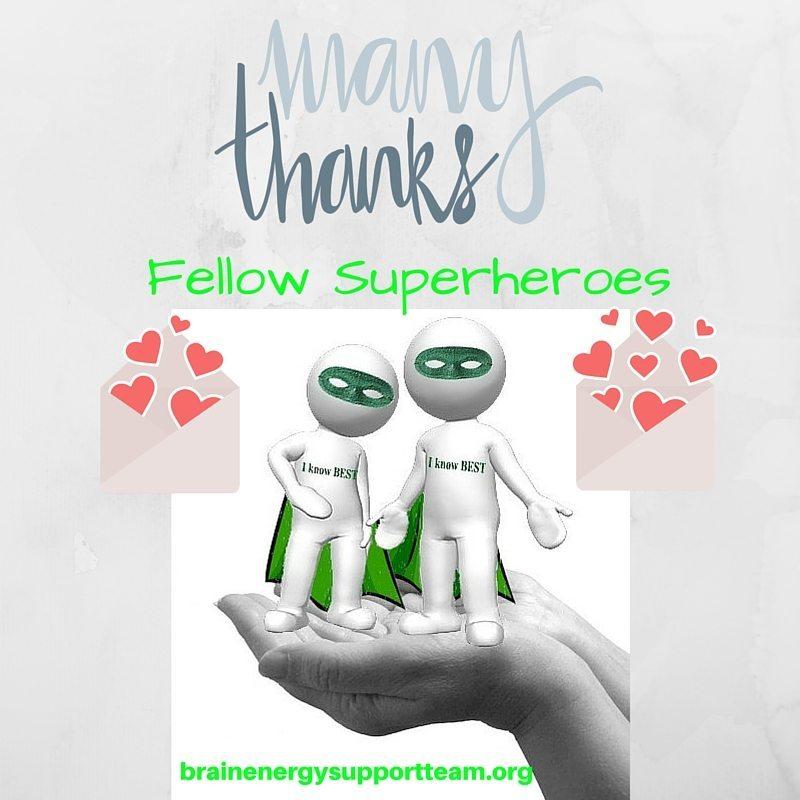 Fellow Superheroes