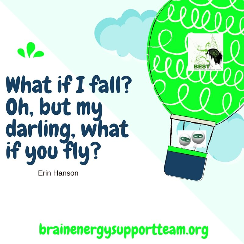 What if I fall- Oh, but my darling, what if you fly-