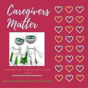 Caregivers Matter