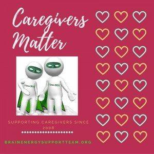 Caregivers Matter