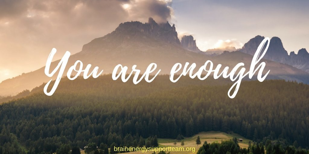 best-you-are-enough-quote