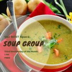 Join the Soup Group at Our BEST Space September 19th