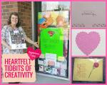 Superhero Love from Heartfelt Tidbits of Creativity!
