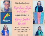 Superhero Shoppe Exclusive: Superhero Scarves!