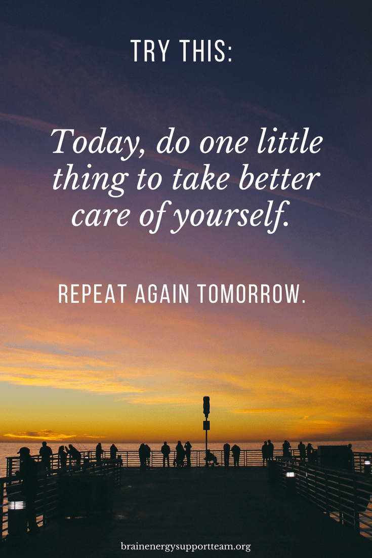 Self-Care Saturday: Try This