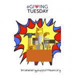 Giving Tuesday 2018: Building Superheroes!