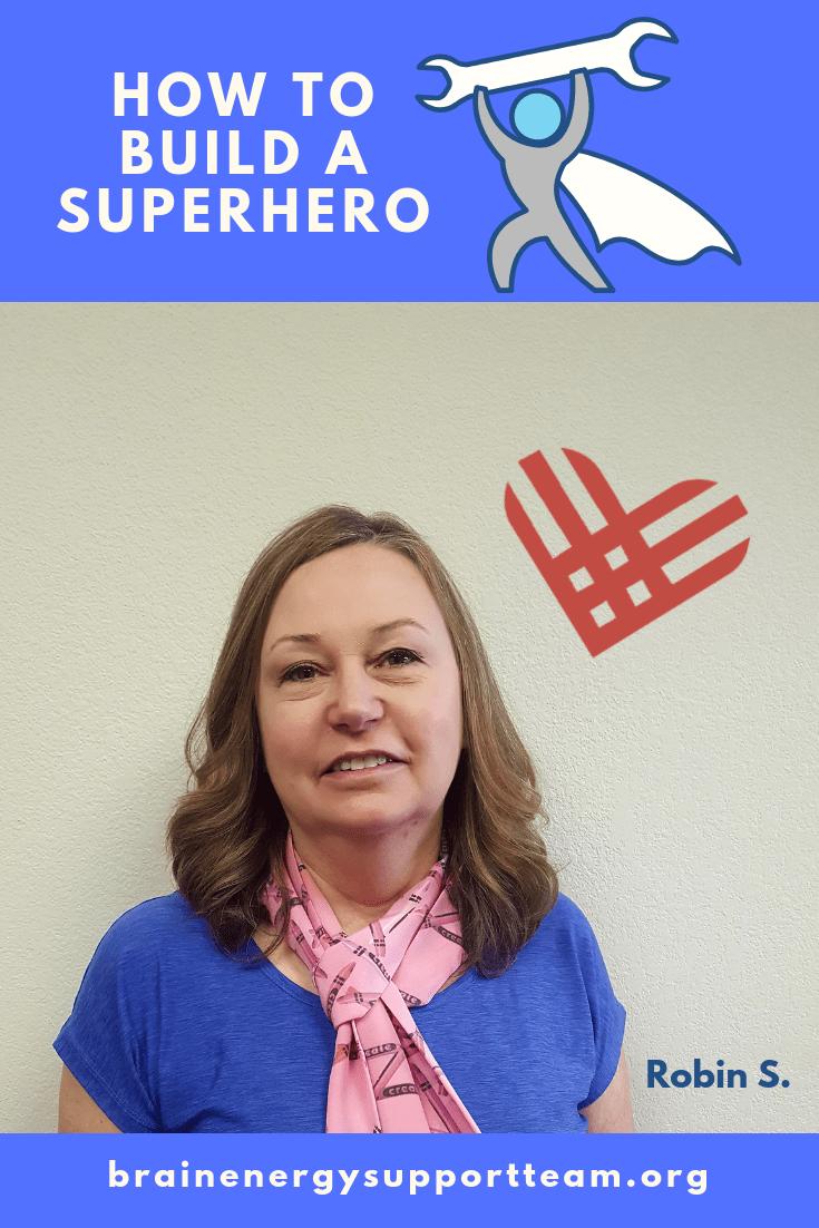 Giving Tuesday 2018: Building Superheroes like Robin
