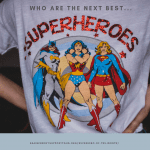 Who are the Next BEST Superheroes?