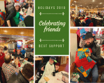 Holidays 2018: Tacoma and Puyallup Support Groups Celebrate!