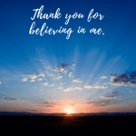 The Greatest Gift: Believing in Someone