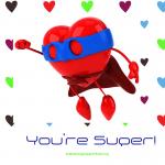You're SUPER!
