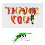 A SUPER Thank You!