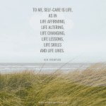 Super Self-Care: Kim Thompson