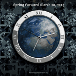 Reminder: Daylight Saving Time is March 10, 2019