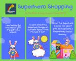 Superhero Shopping, Superhero Cause