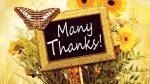 Thankful Thursday: Thank you, BEST Friends!