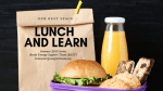 Summer 2019: Lunch and Learn Series at Our BEST Space