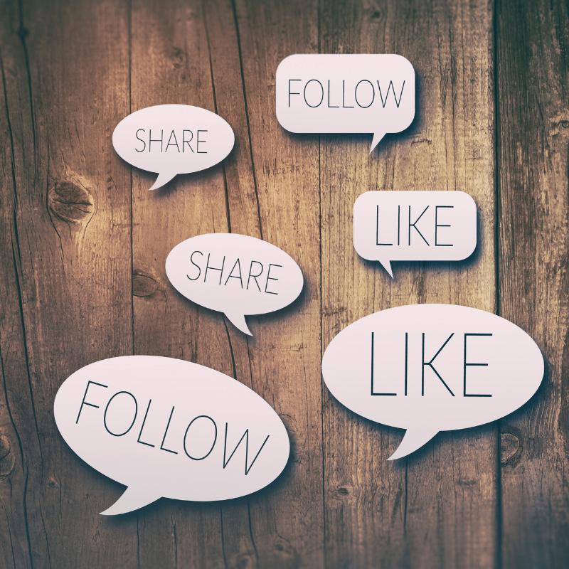 Image for Do you use social media?