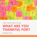 A Thankfulness Collage: Join BEST's Online Art Project
