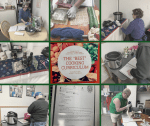 BEST Cooks: Local Occupational Therapy Students work with BEST