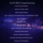 2019 BEST Superheroes