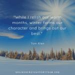 BEST Wishes: Winter Solstice 2019