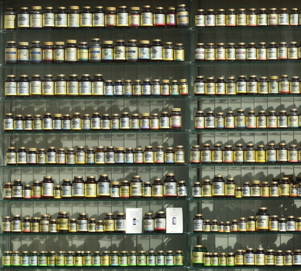 Supplements for the Brain