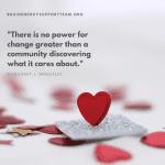 Sunday Community Love