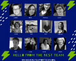 A Virtual Hello from the BEST Team
