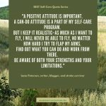 BEST Self-Care Quote Series: Isaac Peterson