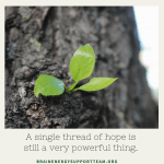 Little Threads of Hope