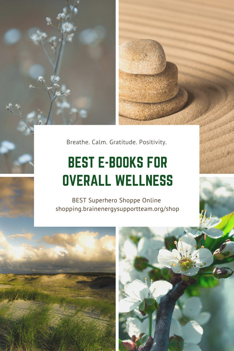To Your Wellness: BEST Books Have You Covered