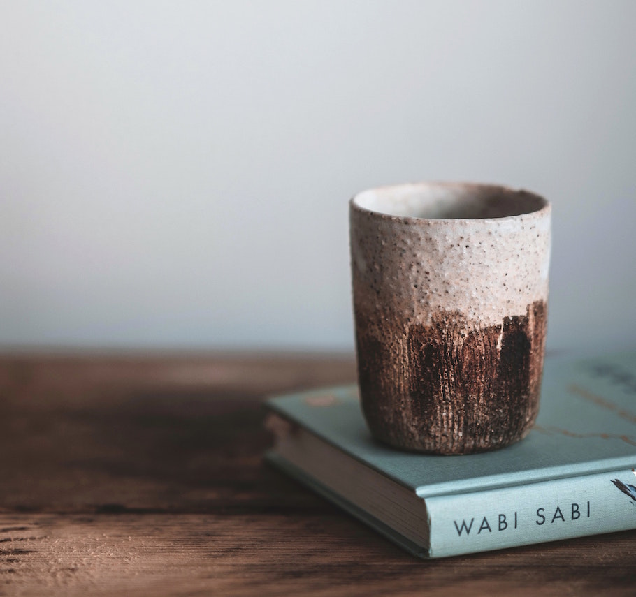 Wabi Sabi Can Be The First Step In Self-Care