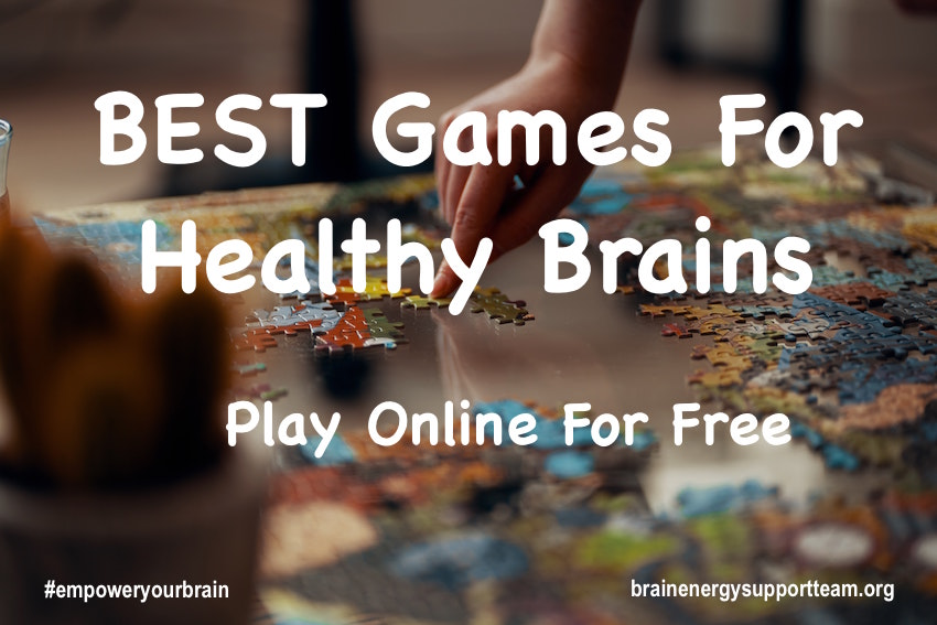 Games For Healthy Brains