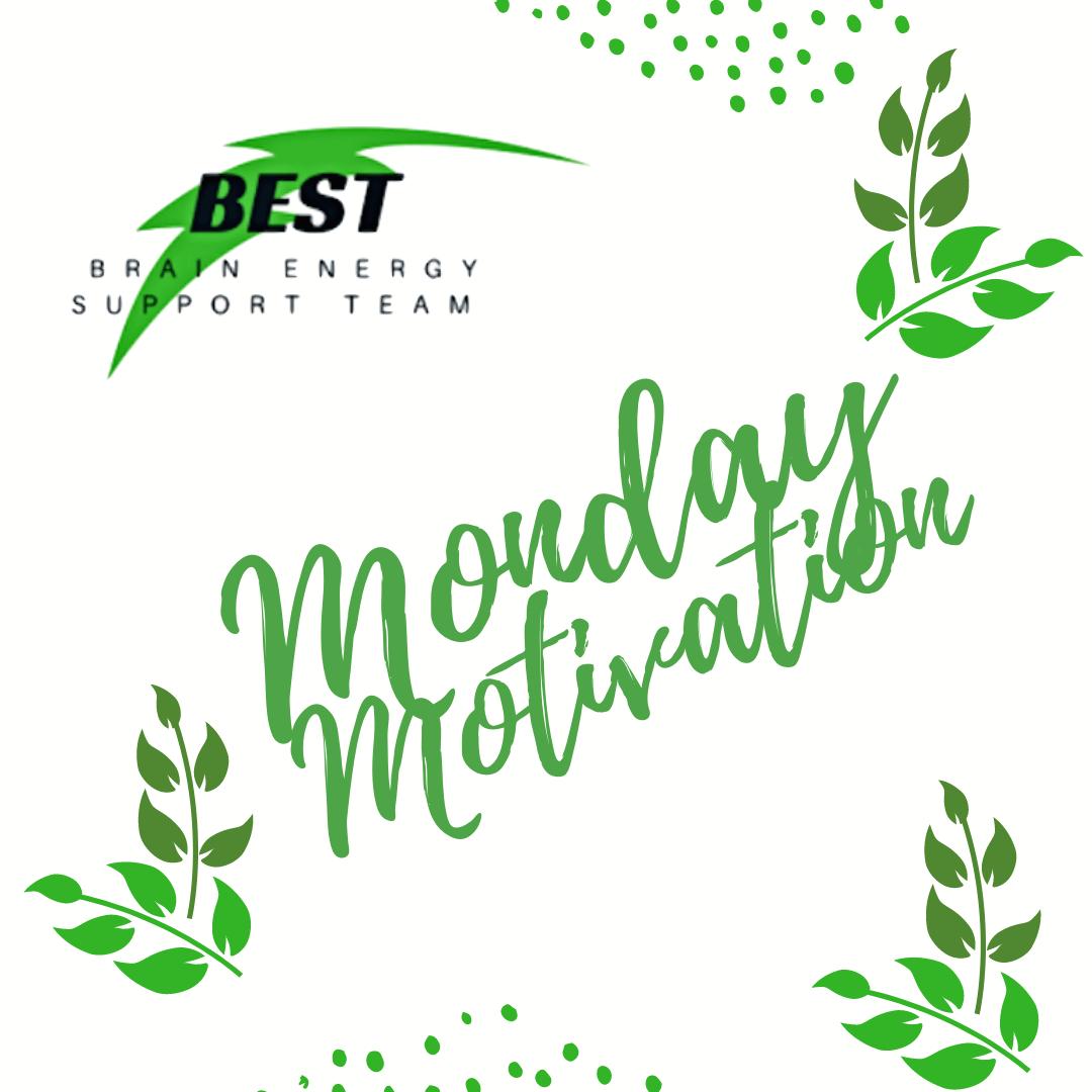 Monday Motivation: September 13, 2021