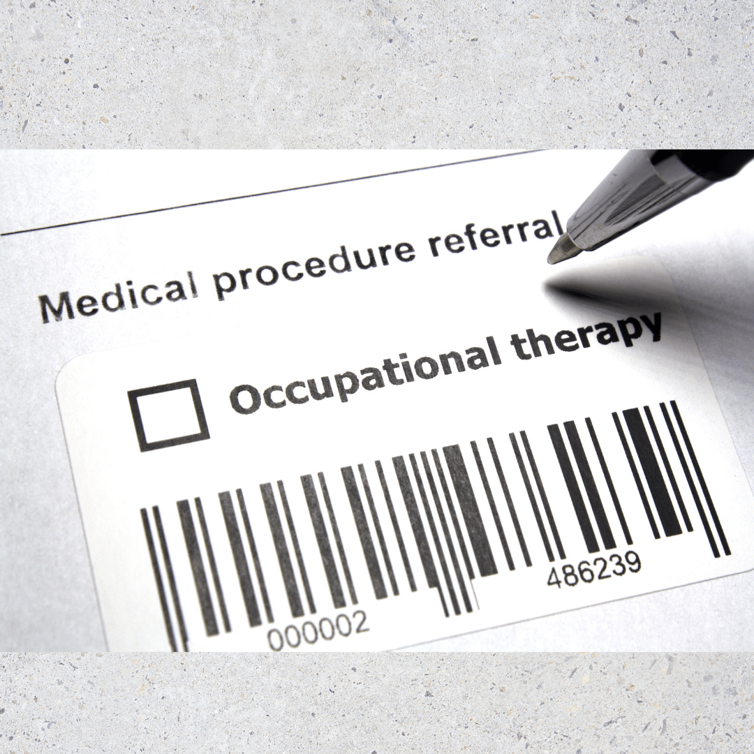 Road to Recovery: Occupational Therapy