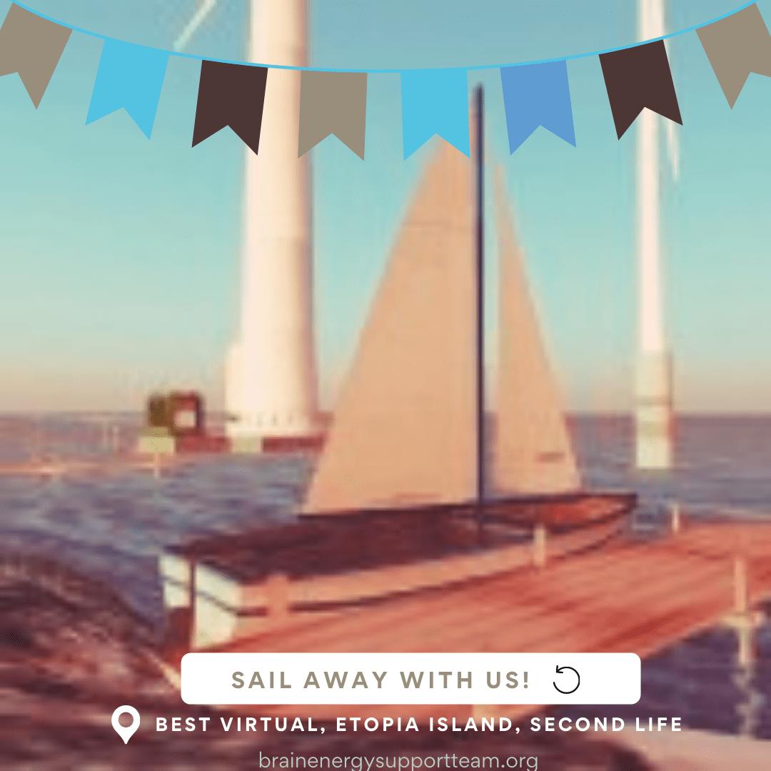 Sail Away with Us, Virtually!